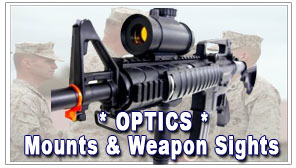 Optics-Mounts-Weapon Sights