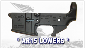 AR15 Lowers